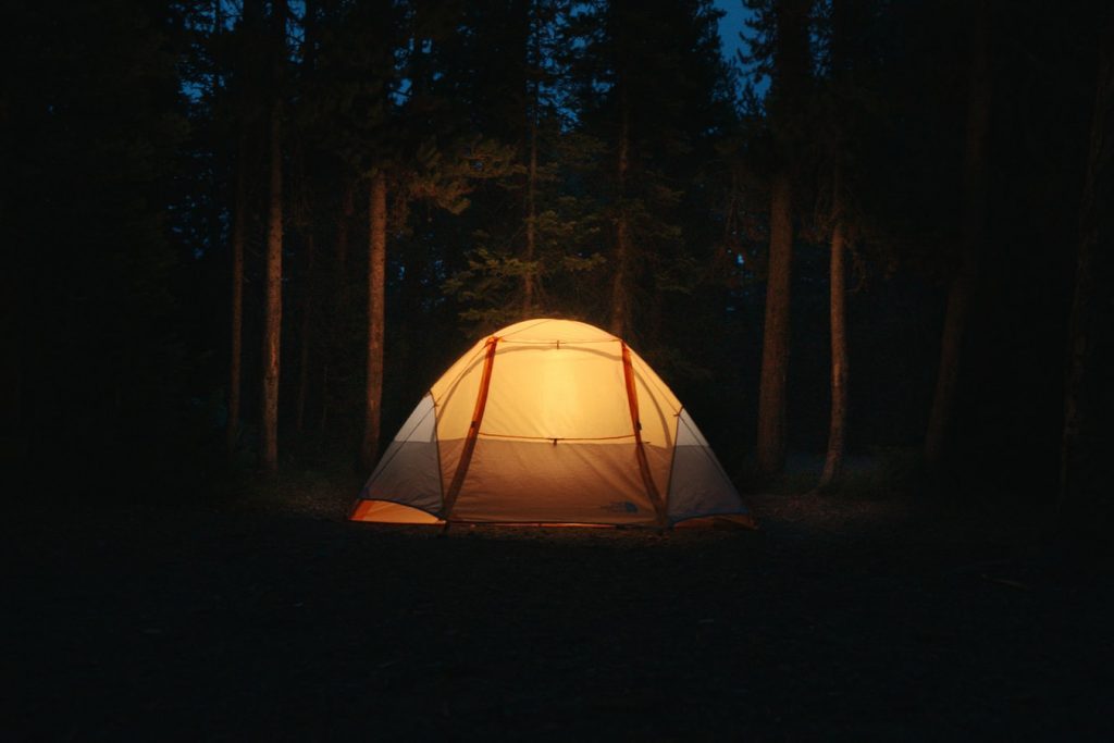 Is camping for me
