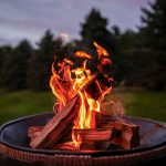 How To Build A Fire Pit On Grass (Step-By-Step)