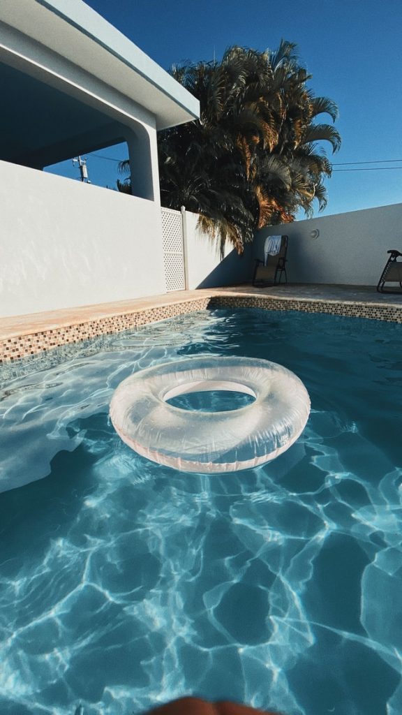 how long should i run my pool pump after shocking